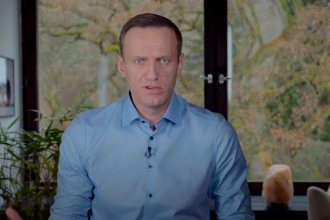 Навальный назвал имена всех, кто пытался его убить