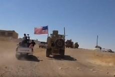 Военные США в Сирии