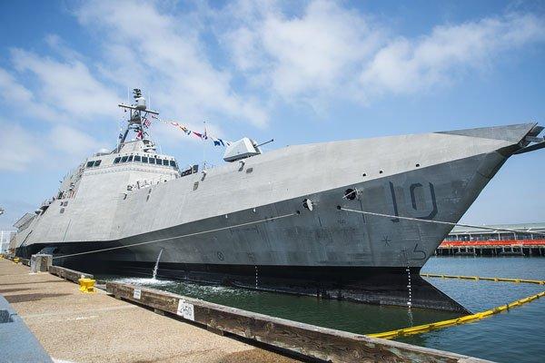 Ударная группа ВМС США направляется вСредиземное море